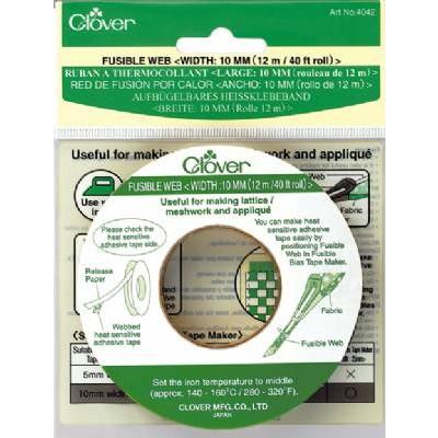 Clover Fusible web 10 mm (12m)