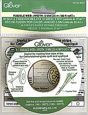 Clover Fusible web 5mm (25 m)