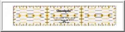 Prym/Omnigrid lineaal 3 x 15 cm