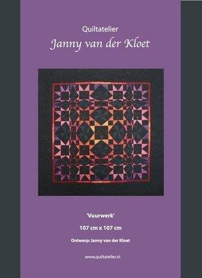 Vuurwerk van Janny van der Kloet