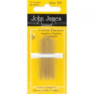 John James Cotton Darners Size 3-9