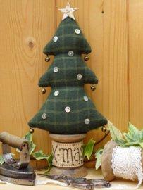 Klos 'Kerstboompje'