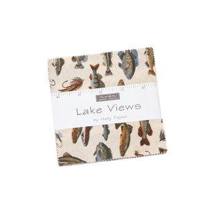 Charm Packet Lake Views by Holly Taylor