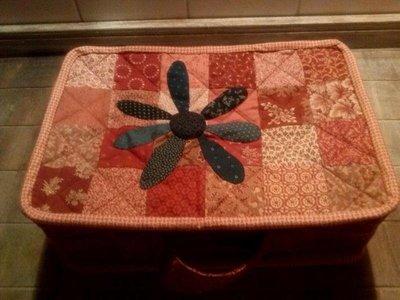 patroon het Quiltkoffertje